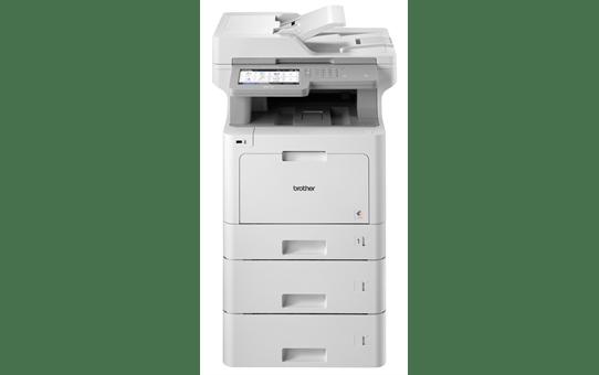 MFC-L9570CDW Imprimante professionnelle multifonction 4-en-1 laser couleur WiFi et NFC  6