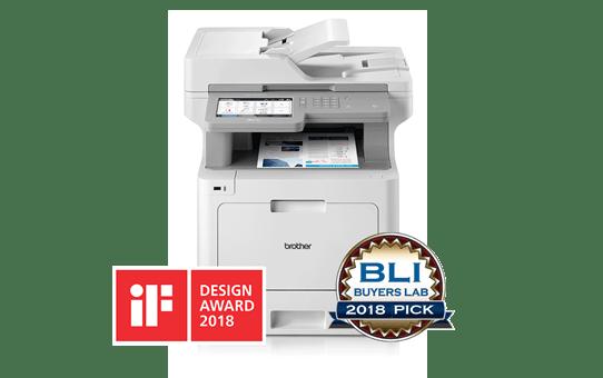 MFC-L9570CDW Imprimante professionnelle multifonction 4-en-1 laser couleur WiFi et NFC  12