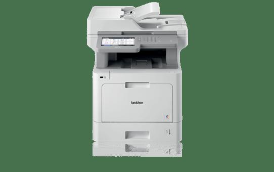 MFC-L9570CDW Imprimante professionnelle multifonction 4-en-1 laser couleur WiFi et NFC