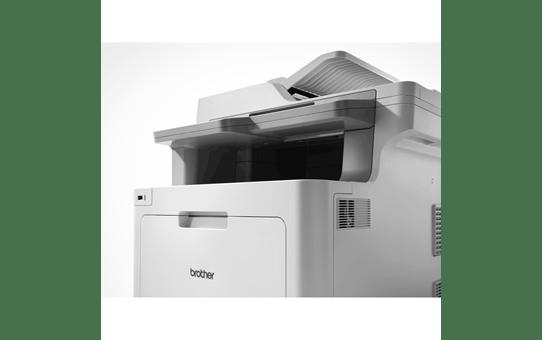 MFC-L9570CDW Imprimante professionnelle multifonction 4-en-1 laser couleur WiFi et NFC  5