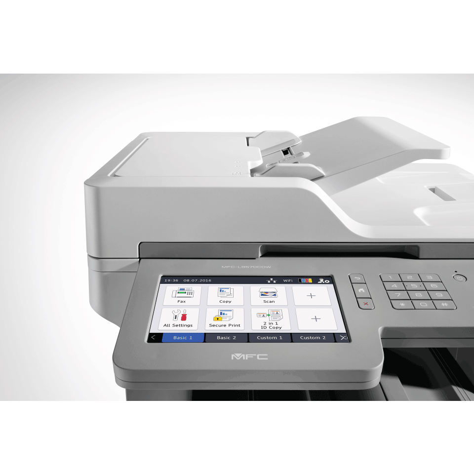 MFC-L9570CDW Colour All-in-One + Duplex and Wireless 4