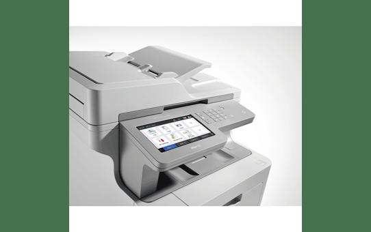 Brother MFC-L9570CDW profesjonell multifunksjon farge laserskriver med allsidig papirhåndtering 6