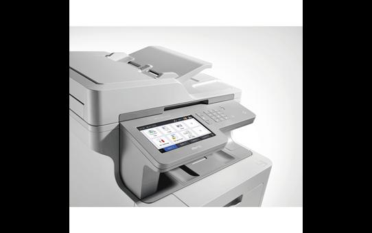 MFC-L9570CDW imprimante laser couleur wifi multifonctions professionnel 6