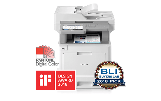 MFC-L9570CDW Colour All-in-One + Duplex and Wireless 7