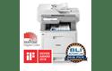 Brother MFC-L9570CDW profesjonell multifunksjon farge laserskriver med allsidig papirhåndtering 7
