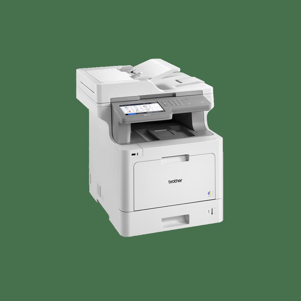 Brother MFC-L9570CDW profesjonell multifunksjon farge laserskriver med allsidig papirhåndtering 2