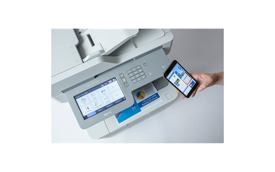 MFC-L9570CDWMT Professionele all-in-one kleurenlaserprinter met vijf papierladen en NFC 3