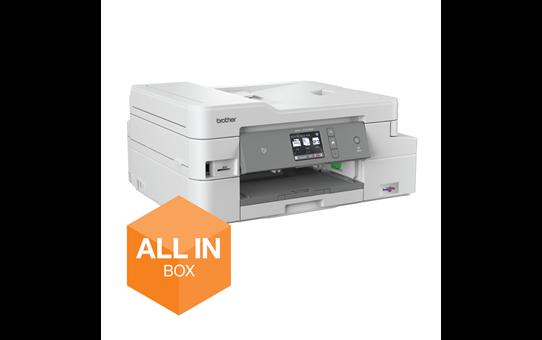 MFC-J1300DW All in Box wireless 4-in-1 inkjet printer 3