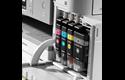 MFC-J1300DW pack All in Box avec imprimante jet d'encre couleur 4-en-1 et 4 cartouches 5