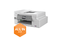 Wireless 4-in-1 Colour Inkjet Printer MFC-J1300DW All In Box Bundle