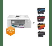 MFC-J4335DWXL Stampante multifunzione inkjet wireless per l'home office