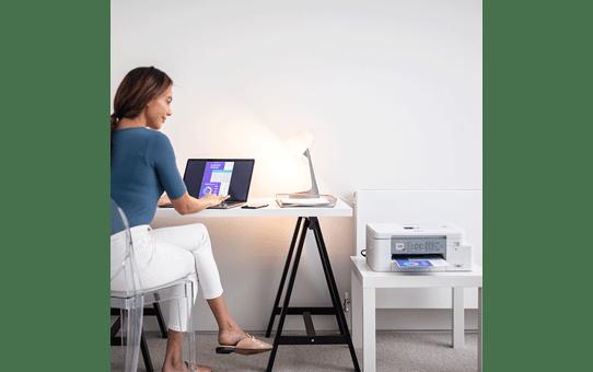 MFC-J4340DW - Imprimante jet d'encre couleur professionnelle 4-en-1 pour le travail à domicile 4