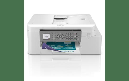 Profesionāls 4-in-1 krāsu tintes printeris darbam mājās MFC-J4340DW 5