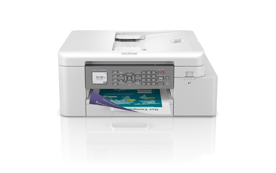 Professional 4-in-1 colour inkjet printer for home working MFC-J4340DW 5