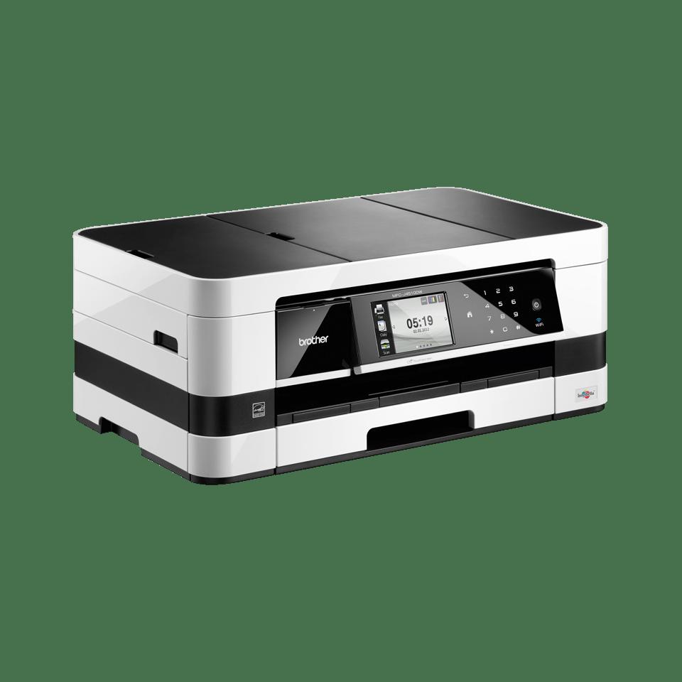 MFC-J4510DW All-in-One Inkjet Printer + Duplex, Fax and Wireless 3