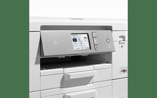 Profesionāls 4-in-1 krāsu tintes printeris darbam mājās MFC-J4540DW 3