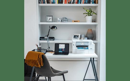 Profesionāls 4-in-1 krāsu tintes printeris darbam mājās MFC-J4540DW 4