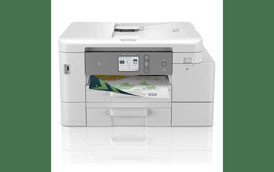 Profesionāls 4-in-1 krāsu tintes printeris darbam mājās MFC-J4540DW 5