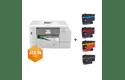 """Iepakojums """"All in Box"""" 4-in-1 krāsu tintes printeris darbam mājās MFC-J4540DWXL 5"""