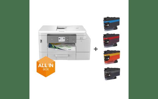 MFC-J4540DWXL - alt-i-én farveinkjetprinter - All in Box-model 5