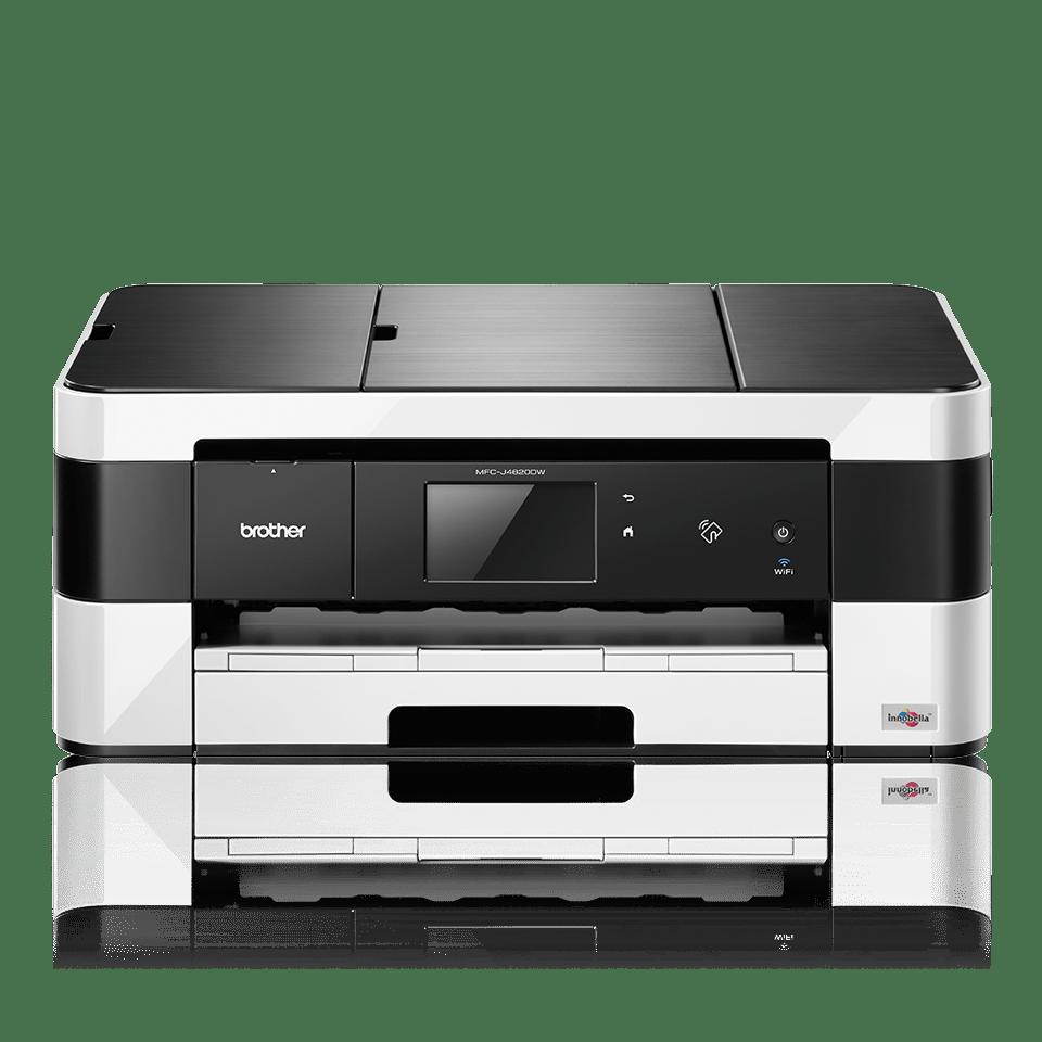 MFC-J4620DW Wireless A4 Inkjet Printer 2