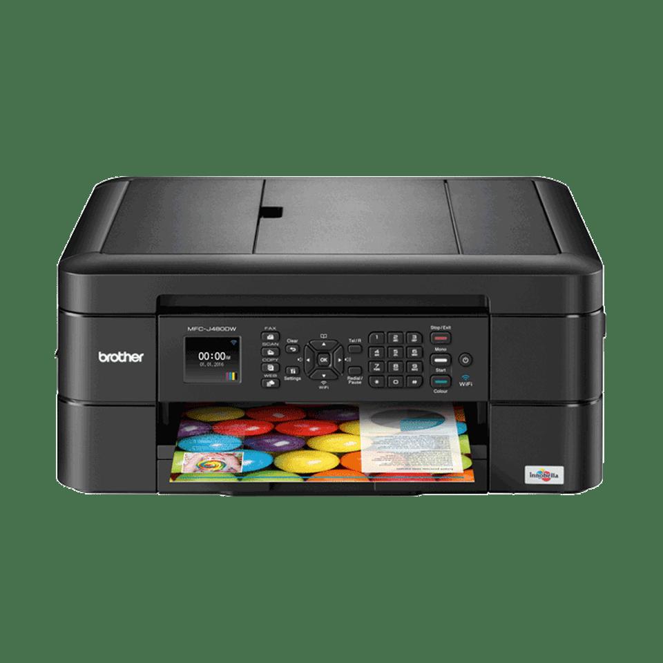 MFC-J480DW Compact Wireless Inkjet Printer 2