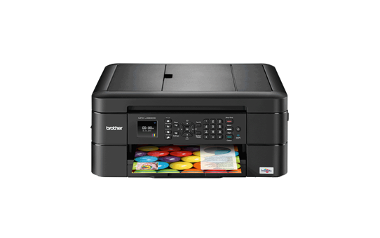 MFC-J480DW Compact Wireless Inkjet Printer 2
