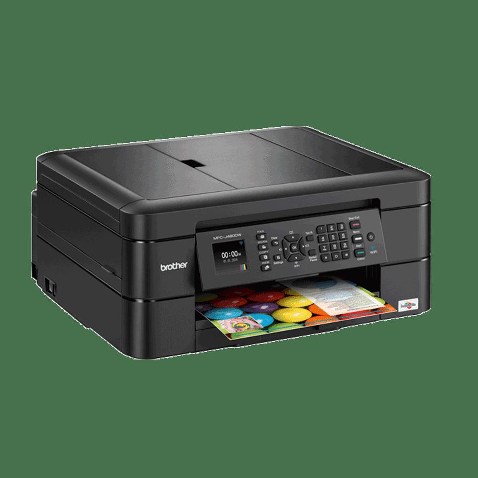 MFC-J480DW Compact Wireless Inkjet Printer 3