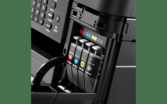 MFC-J491DW allt-i-ett bläckstråleskrivare med trådlös nätverksanslutning  6
