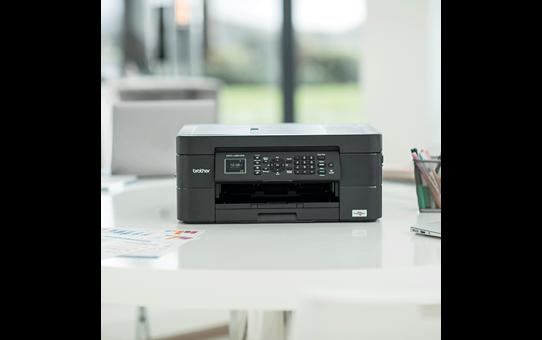MFC-J491DW Draadloze kleureninkjetprinter  3