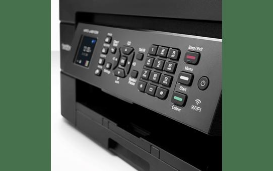 MFC-J491DW petite imprimante jet d'encre couleur 4-en-1 5