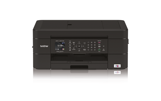 Wireless 4-in-1 Colour Inkjet Printer MFC-J491DW 7