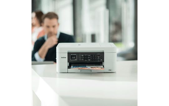 MFC-J497DW Wireless 4-in-1 Inkjet Printer