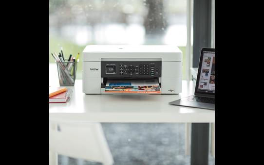 MFC-J497DW Wireless 4-in-1 Inkjet Printer 2