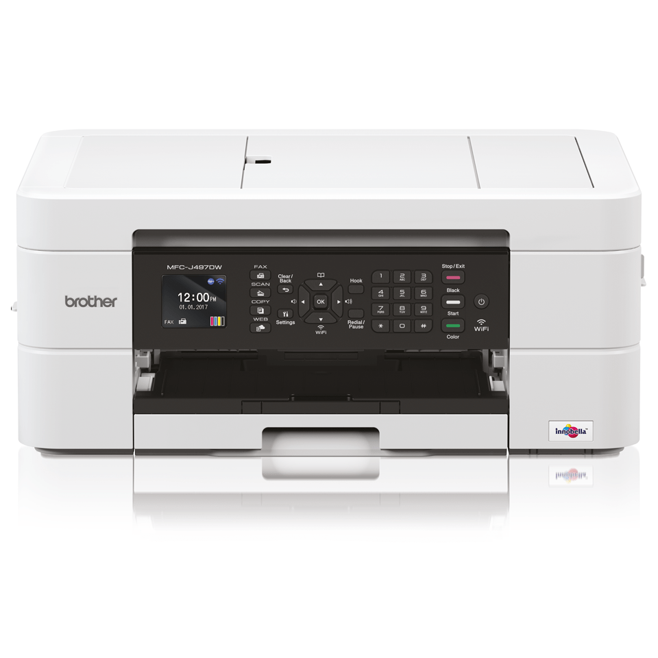 MFC-J497DW A4 all-in-one inkjetprinter 7