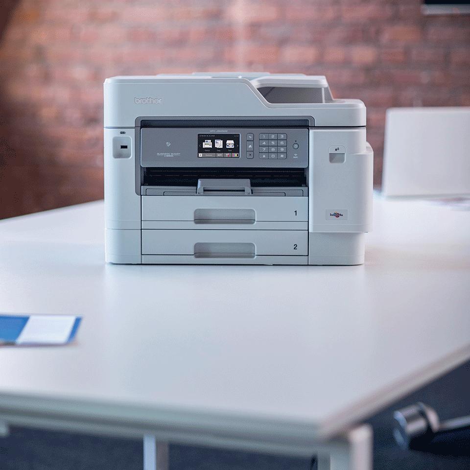 MFC-J5945DW trådløs alt-i-én inkjetprinter 4