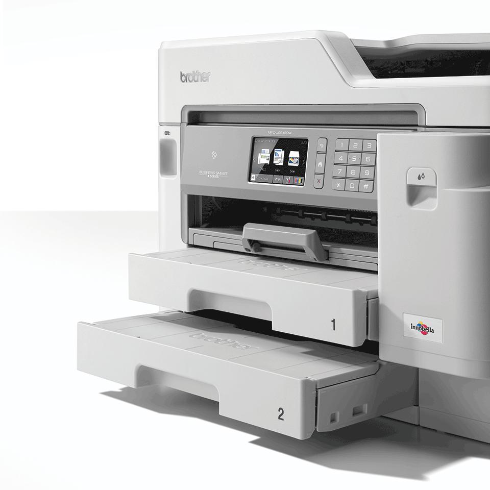 MFC-J5945DW Imprimante jet d'encre couleur A3 4-en-1 sans fil 6
