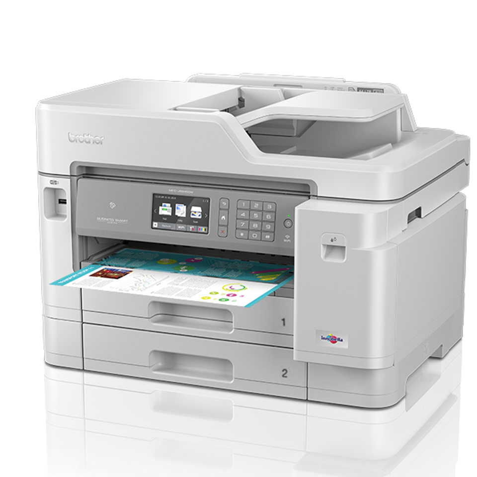MFC-J5945DW trådløs alt-i-én inkjetprinter 2