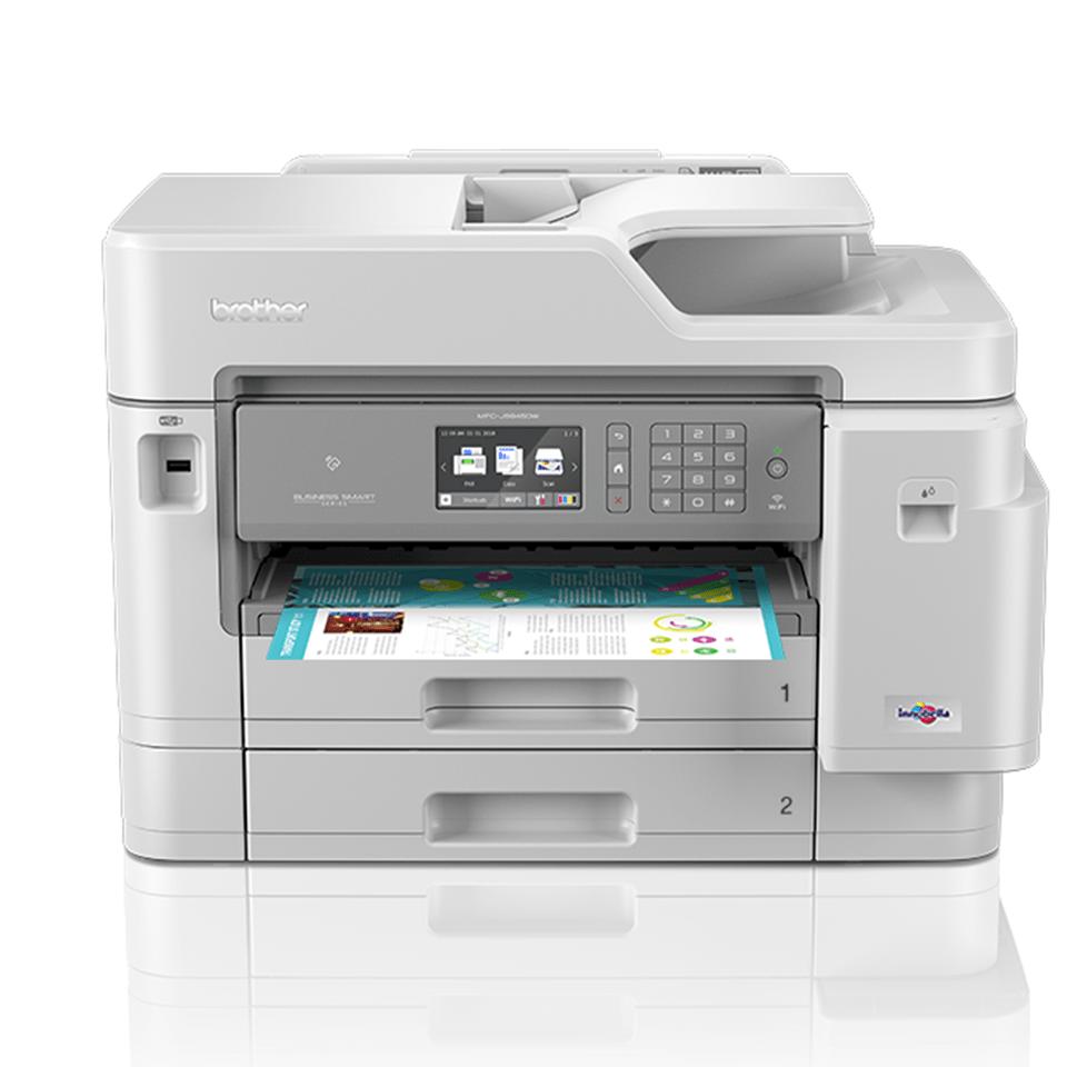 MFC-J5945DW trådløs alt-i-én inkjetprinter