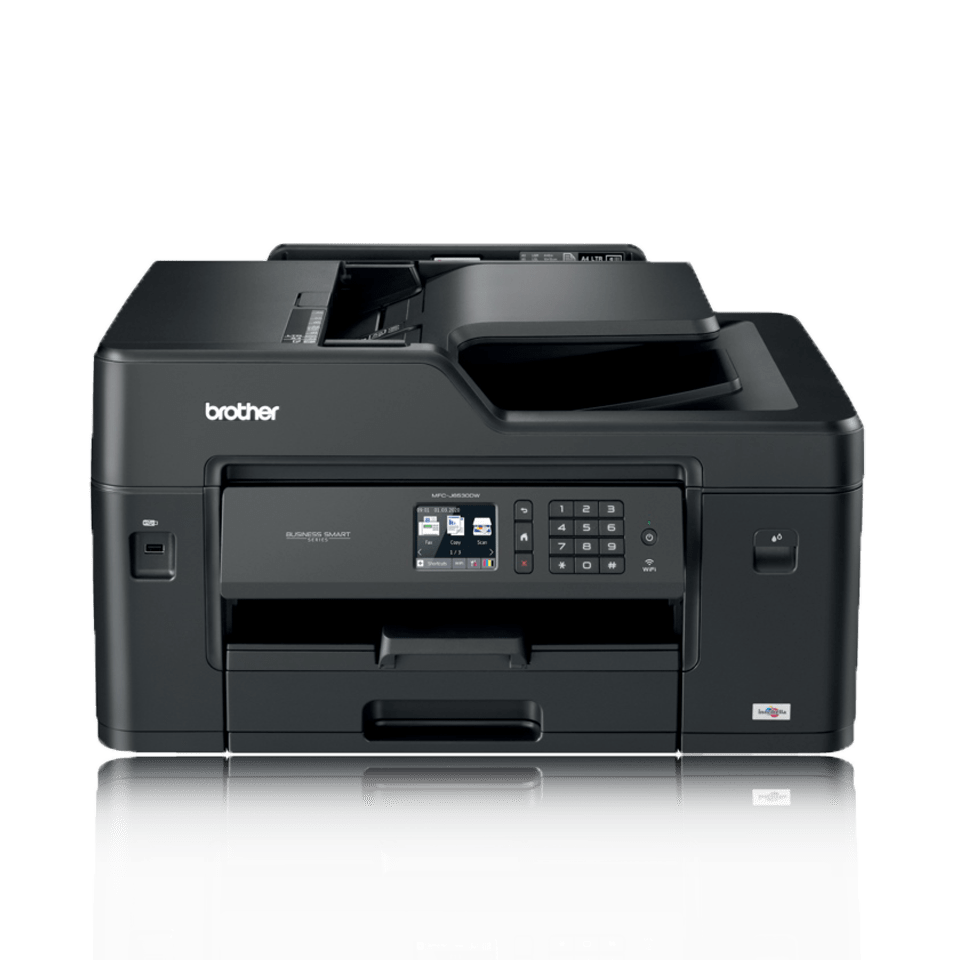 Impresora multifunción de tinta MFC-J6530DW, Brother