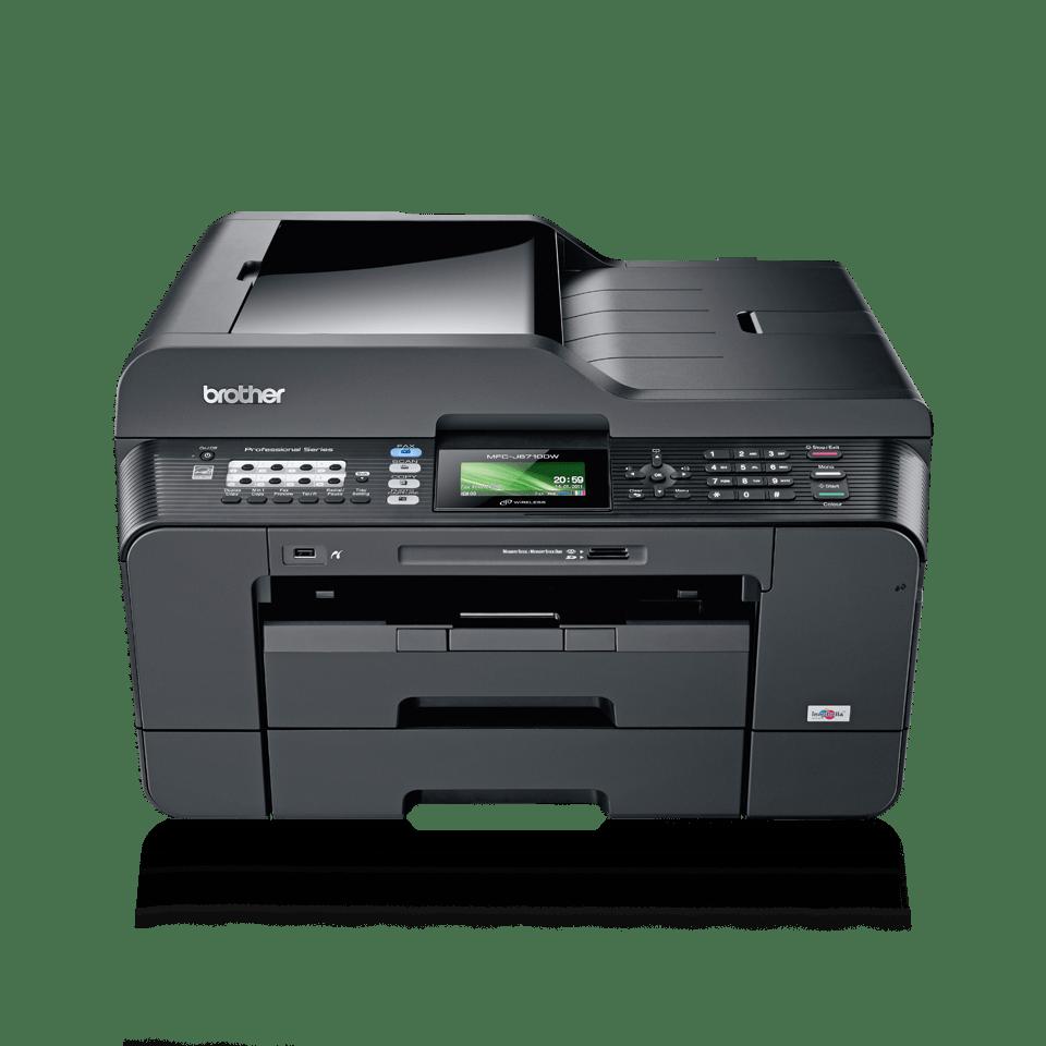 MFC-J6710DW - Imprimante multifonctions jet d'encre 2