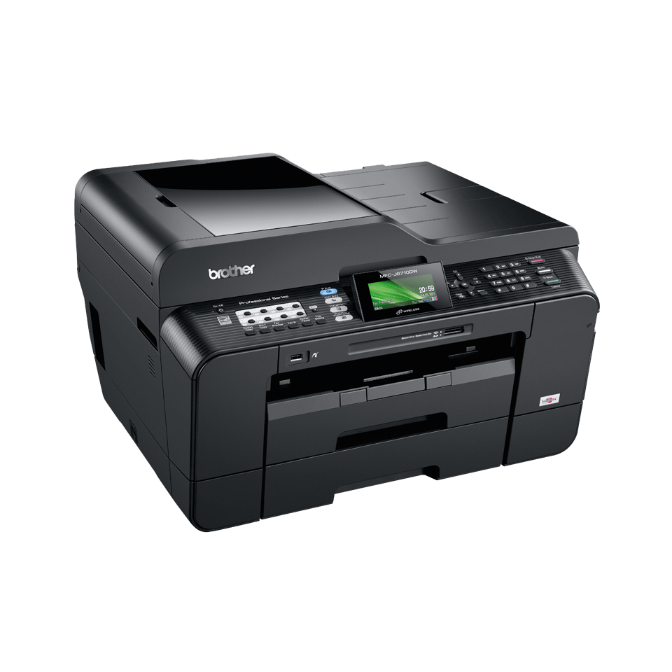 MFC-J6710DW all-in-one inkjetprinter 3