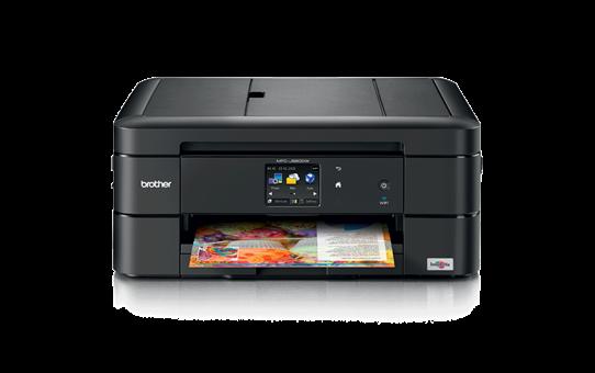 MFC-J680DW all-in-one inkjetprinter 2