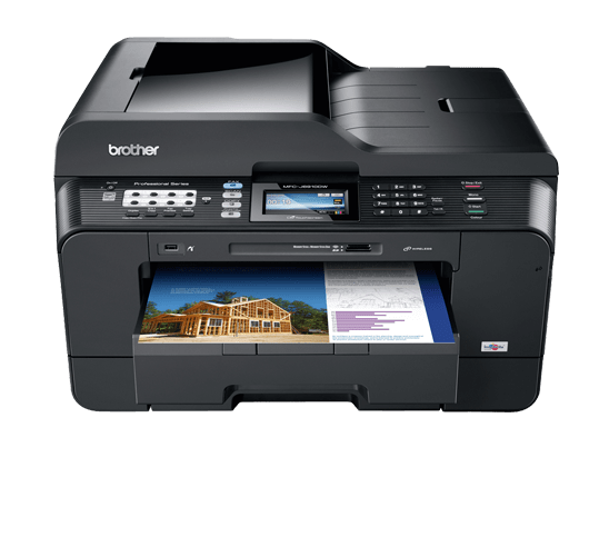 MFC-J6910DW all-in-one inkjetprinter 5