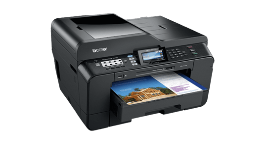 MFC-J6910DW all-in-one inkjetprinter 6