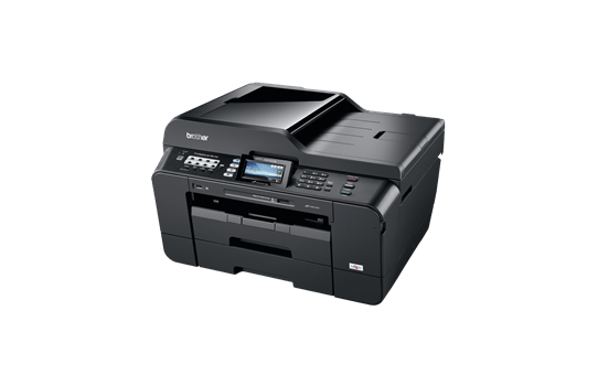 MFC-J6910DW all-in-one inkjetprinter 2