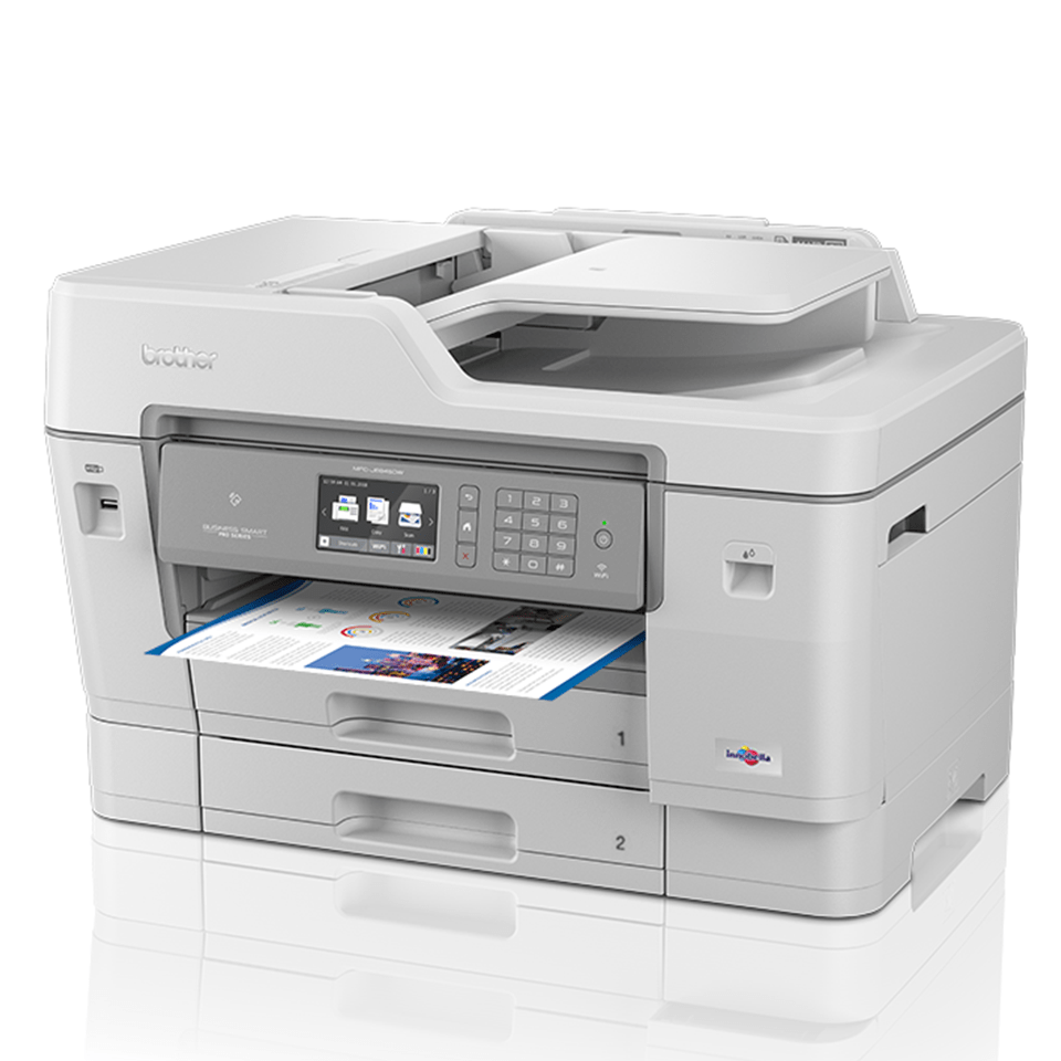 MFC-J6945DW draadloze A3 all-in-one kleureninkjetprinter 2