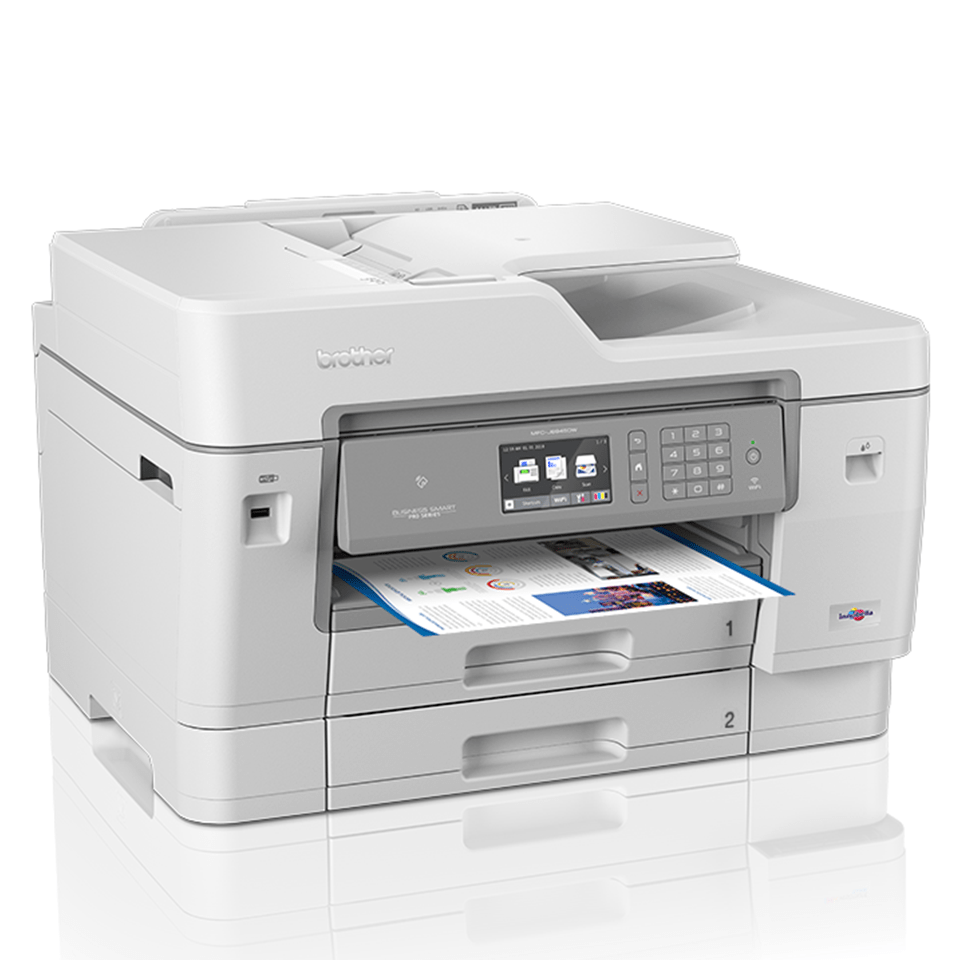 MFC-J6945DW draadloze A3 all-in-one kleureninkjetprinter 3