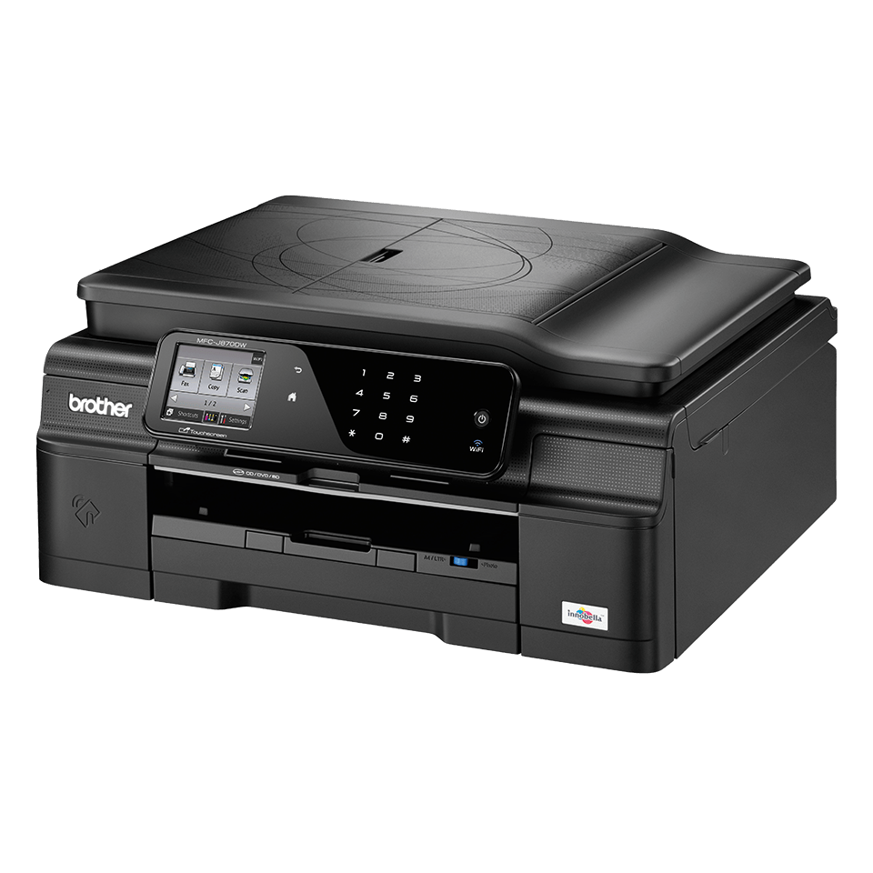 MFC-J870DW all-in-one inkjetprinter 2