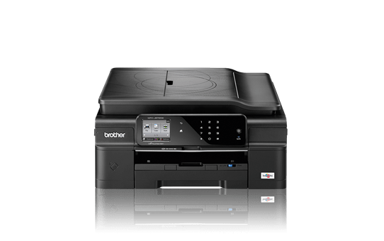 MFC-J870DW All-in-One Inkjet Printer + Duplex, Fax, NFC and Wireless 3